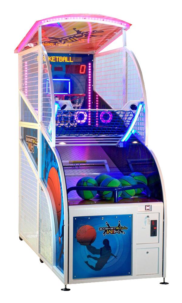 maquina deportiva basketball