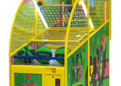 Máquina deportiva Basketball WIK Niños