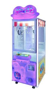 maquina-expendedora shining shop lila