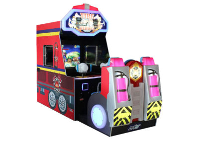 Máquina Redemption Camión de Bomberos