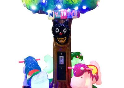 Máquina infantil Jungle Around