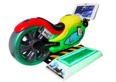 Máquina Infantil Moto KA 300