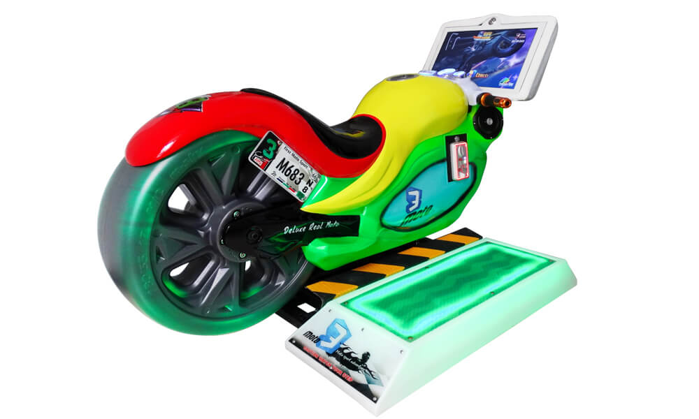 maquina infantil moto ka 300