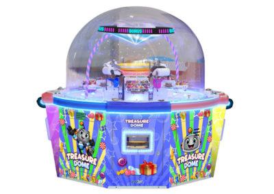 Máquina Redemption Treasure Dome