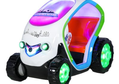 Máquina Infantil Adventure Big 4×4