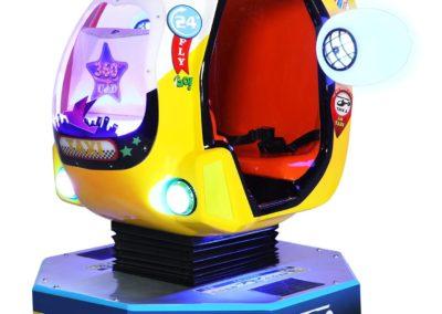 Máquina Infantil Air Taxi